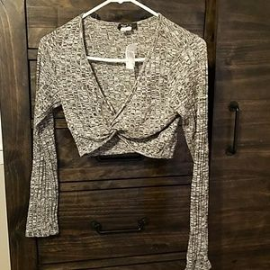 New with tags black gray and white dress or tank c